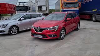 ТОП по качеству и цвету!  Renault Megane k9k 1,5 дизель 110л.с. только пригнаные.