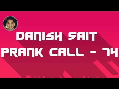 Loan in Dubai  - Danish Sait Prank Call 74