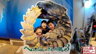 せんももあいしーサンシャイン水族館に行く Sunshine Aquarium