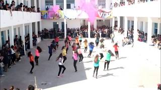 Repeat youtube video Flash mob