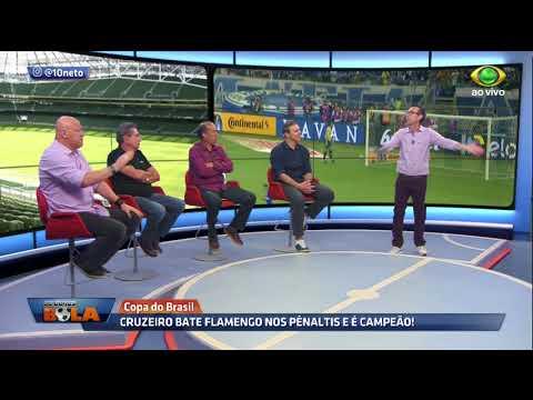 Cruzeiro Bate Mengão E Conquista Copa Do Brasil