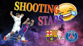 Luis Suarez Shooting Stars Meme Barcelona FC Vs PSG 08 03 2017 Bag Raiders