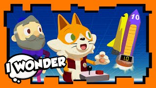 I Wonder - Episode 3 - Learn to Count - Stampylonghead (Stampy Cat) and Wizard Keen - WONDER QUEST