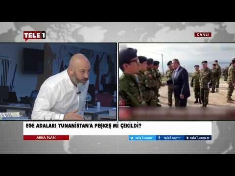 Arka Plan - Erol Mütercimler (24 Aralık 2017)  | Tele1 TV