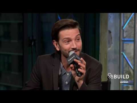 Diego Luna Discusses Will Ferrell Repeating Diego's Name While Impersonating George W. Bush