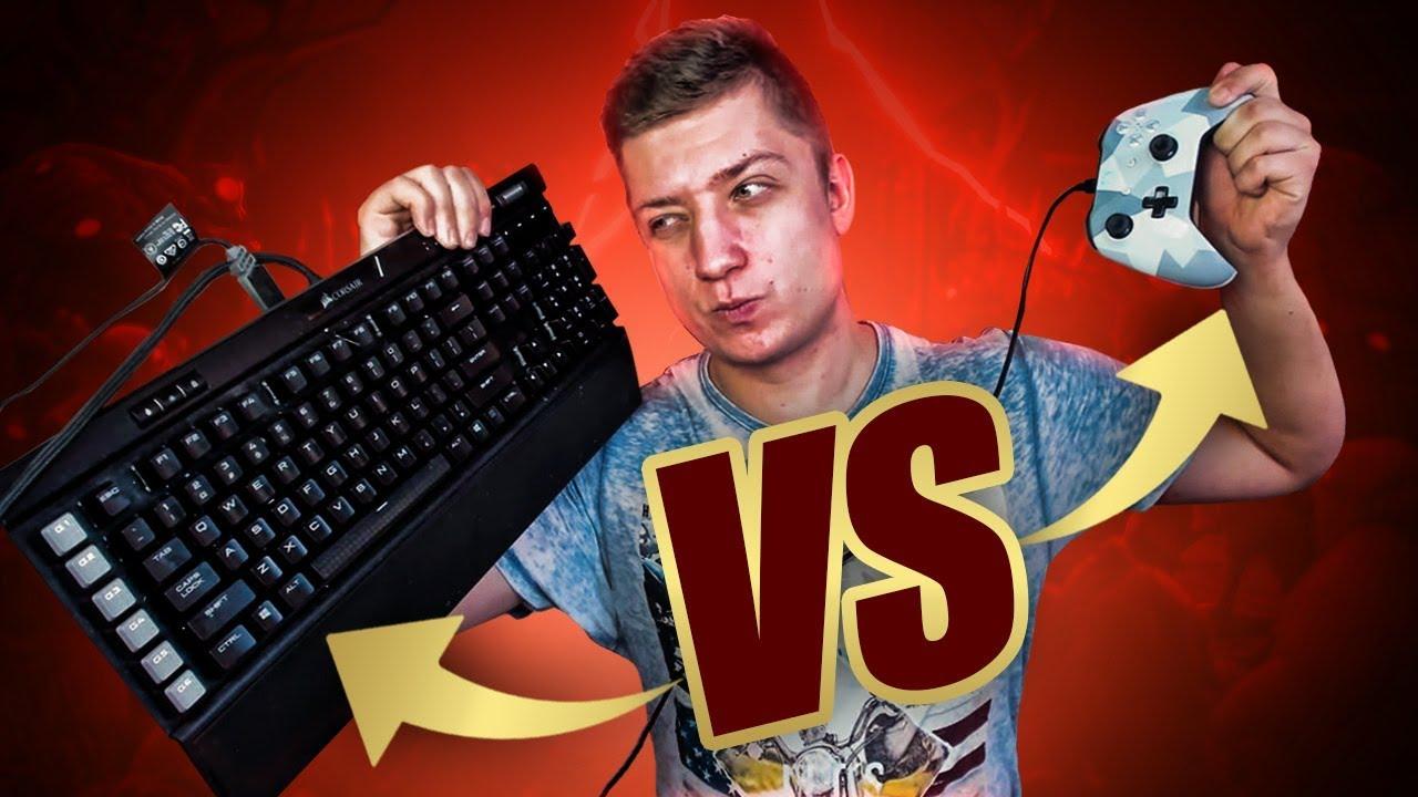 KLAWIATURA VS PAD!!