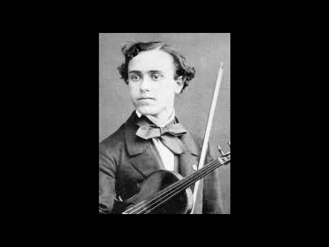 Sarasate Zigeunerweisen unknown (?)cellist -  historic recording
