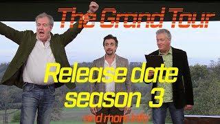 The Grand Tour Release Date Season 3