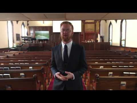 First Central Bible Church Visitor Welcome Video with Bloopers
