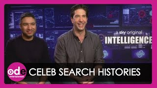 INTELLIGENCE: David Schwimmer & Nick Mohammed talk celeb search histories