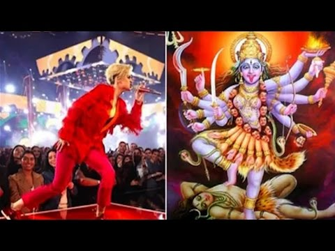 Katy Perry Gets Trolled For Posting Picture Of Goddess Kali