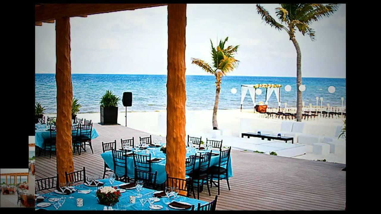 Mexico Wedding Villa Del Palmar Canc 250 N Youtube