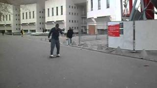 Paris 2012 - Freestyle Skateboarding