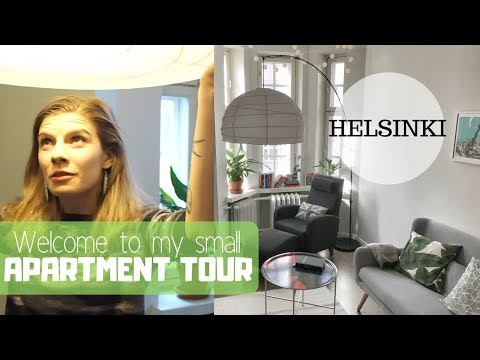 MY SMALL APARTMENT IN HELSINKI // Annika Nen