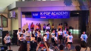 K-POP ACADEMY 2018 IN VIETNAM - LỚP NHẢY SƠ CẤP