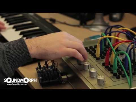 SoundMorph - Robotic Lifeforms - Making of Part 2