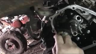 Китайский двигатель 6,5 л.с. 8 лет на Лукойле