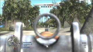 Battlefield 1943 [Ps3] Online Gameplay - Battle @ Guadalcanal