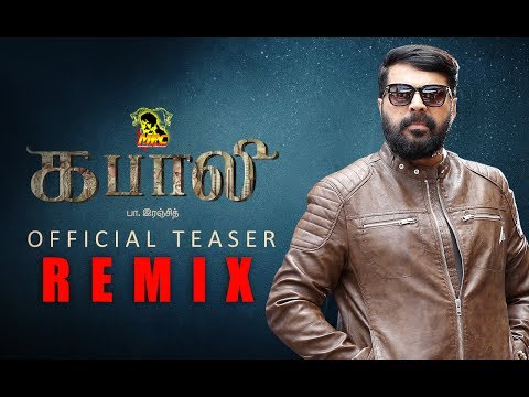 Kabali Teaser Remix | Mammootty | The...