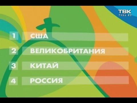 Главные события десятого олимпийского дня летних игр в Рио-де-Жанейро