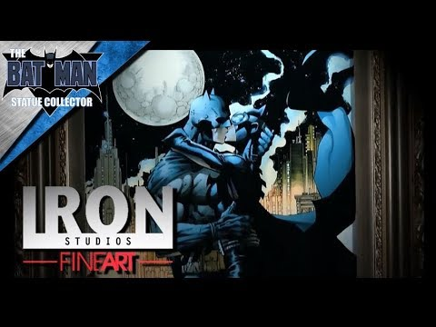 Iron Studios Introduces New Fine Art Collection Featuring Jim Lee/Alex Ross/Marvel/ & MORE!!