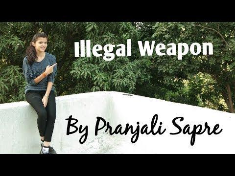 illegal-weapon-|-jasmine-sandlas-ft.garry-sandhu-|-pranjali-sapre-choreography-|-basic-choreography