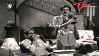 Telugu Comedy Scene Between Relangi - House Servant