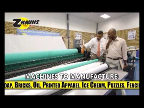 New Business Opportunities for SMME's | Vending & Manufacturing