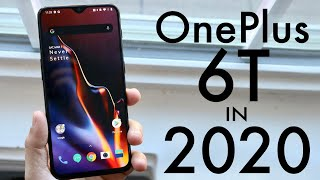 OnePlus 6T In 2020! (Still Worth It?) (Review)