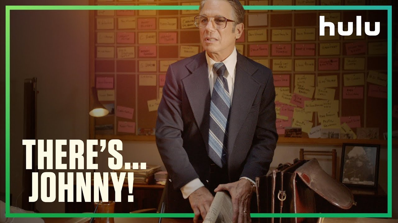 """There's...Johnny! (Official Trailer) • Only on Hulu - An official trailer for the show """"There's...Johnny!"""" on Hulu."""
