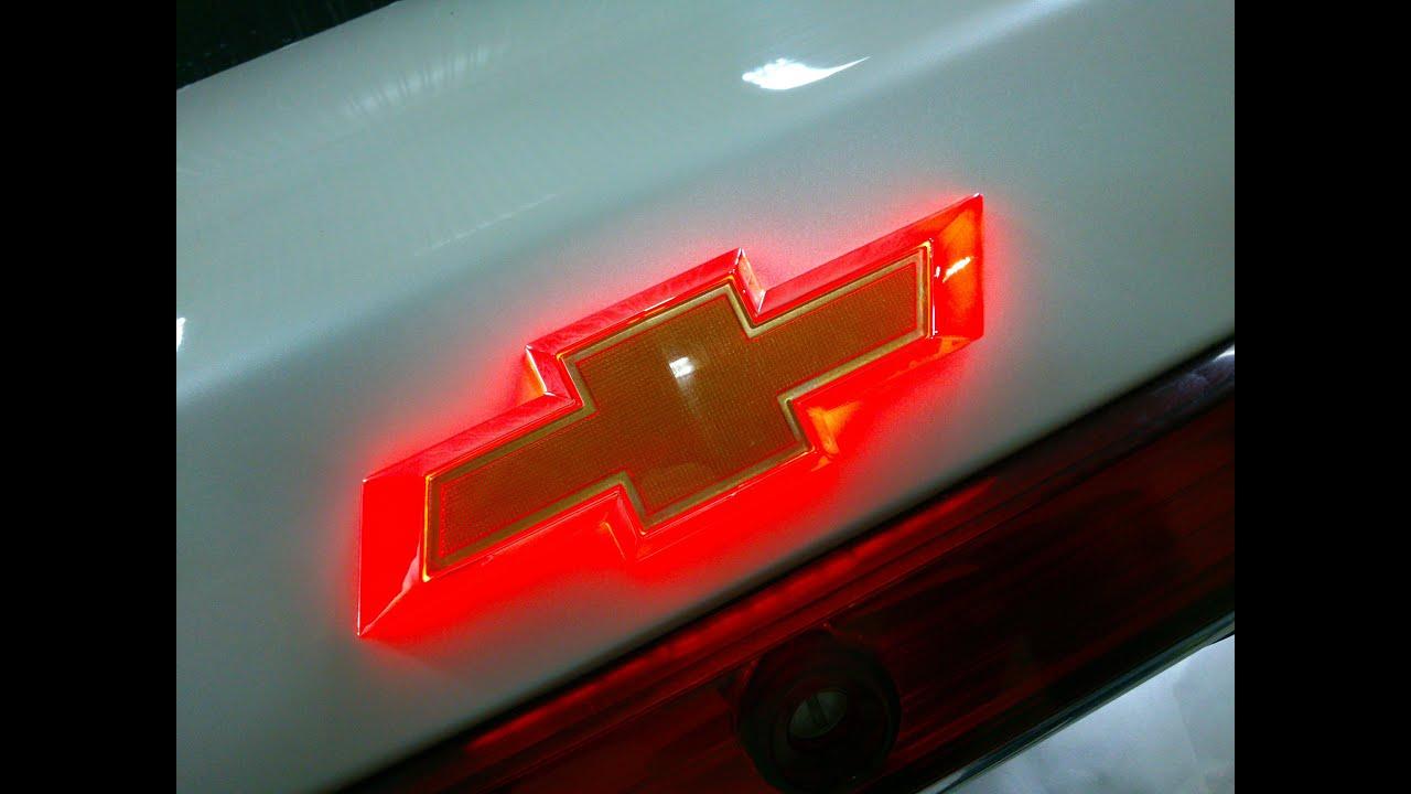 Светодиодная 4D подсветка эмблемы и значка Volkswagen - YouTube