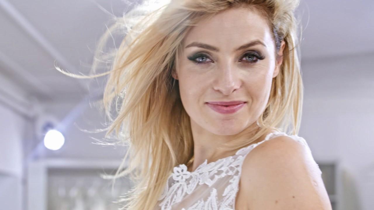 a3203decaf Sabina Jeszka wybrała wymarzoną suknię ślubną   W czym do ślubu ...
