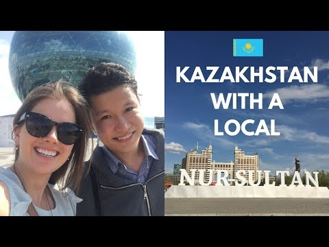 Seeing Astana, Kazakhstan With A Local | Culture, Food + Hitch Hiking