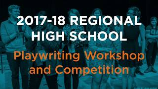 DCPA Education's 2018 student playwriting finalists
