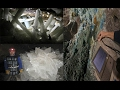 Biologists find life in 50,000-year-old crystals Naica cave in Mexico   Life in Extreme Condition