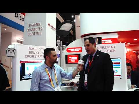 Smart City Services & IoT Enablement - Intracom Telecom (MWC 2018)