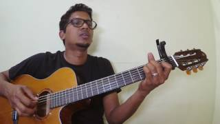 How To Play Inji Iduppazhagi | Part-2 | Isaac Thayil | Ilayaraja |Thevar Magan | Kamal | Guitar