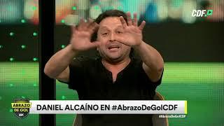 ¡El actor y comediante Daniel Alcaíno recordó cuando conoció a Iván Zamorano!