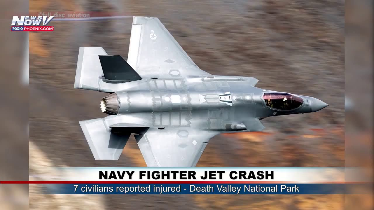 FOX 10 XTRA NEWS AT 7: Latest on Navy fighter jet crash in California
