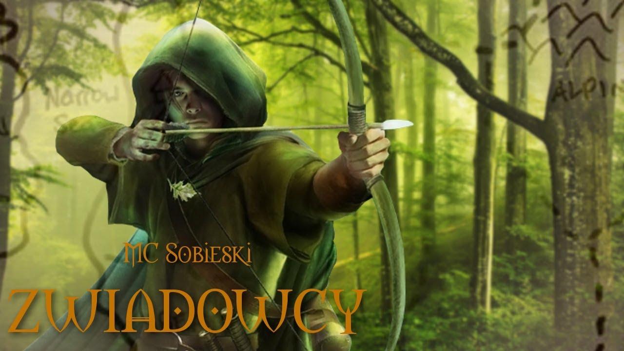 MC Sobieski – Zwiadowcy ( will treaty Rap Tribute ) prod Paradox