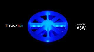 BLACK RGB Light Modes / V6W