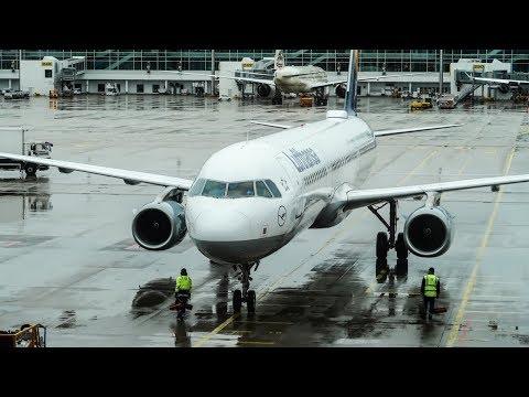 TRIP REPORT | Lufthansa | Airbus A321 | Munich - Berlin Tegel | Economy Class