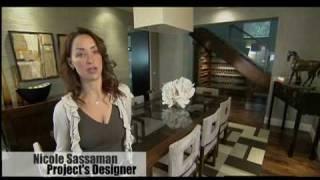 NICOLE SASSAMAN - Celebrity Interior Designer