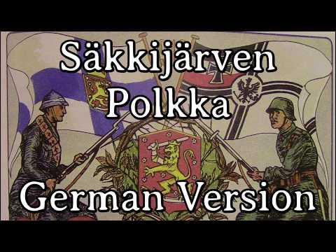 Sing With Karl - Säkkijärven Polkka [Speed German Perkele Version][+ English Translation]