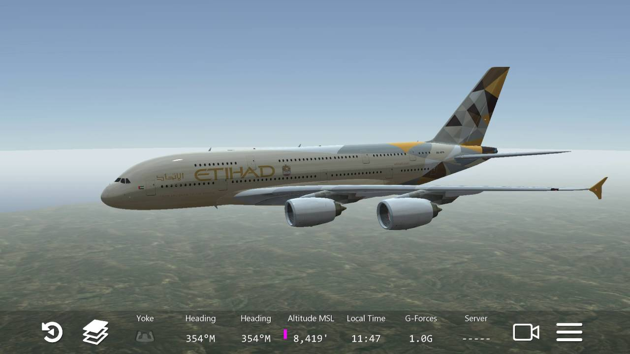 airbus a380 etihad success - photo #8