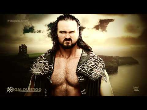 2017: Drew McIntyre 9th and NEW WWE Theme Song -