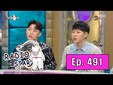 [RADIO STAR] 라디오스타 - Gray Is A Link With Simon Dominic And Jay Park? 20160831