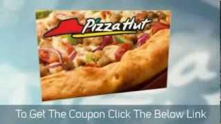 Pizza Hut Coupon Codes 2014 - Pizza Hut Coupon March 2014 Thumbnail