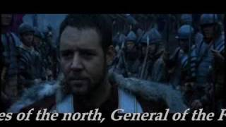 Gladiator soundtrack - Main theme