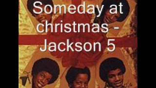 Someday at christmas - Jackson 5 [HQ]